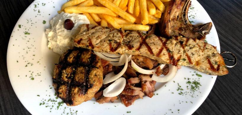 Chef-Platte